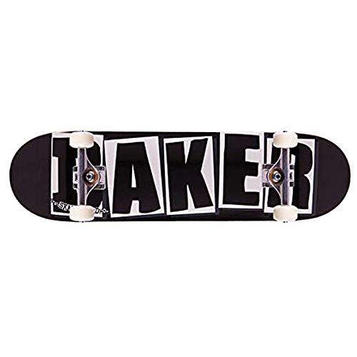 2019激安通販 ベーカー (BAKER) BAKER BAKER COMPLETE ベーカー スケボー (BLACK) 8.25 ベイカー スケートボード コンプリート スケボー B07R57TMWG, 守山区:bc656580 --- 4x4.lt