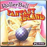 The Best Rollerball Fantasy Island-LFR0LFAISJ - A racing arcade game that's so much fun, it'll make your head spin! You'll need speed to win the cup and skill as you roll through floating courses filled with crazy obstacles. Play in Arcade mode, or switch