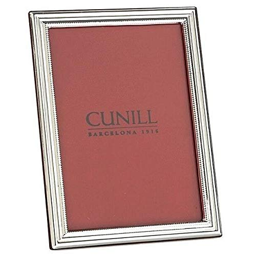 (Cunill .925 Sterling Classic 5x7 Frame )