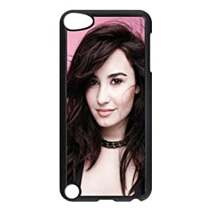 C-EUR Customized Print Demi Lovato Pattern Hard Case for iPod Touch 5