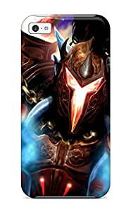 Richard V. Leslie's Shop 5595801K21508492 Tpu Phone Case With Fashionable Look For Iphone 5c - World Of Warcraft Game