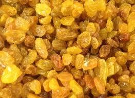 Golden Callifornia Raisins 1 LB