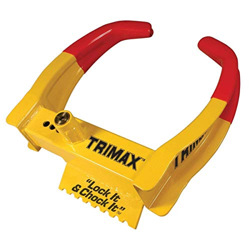 Trimax TCL75 Wheel Chock Lock