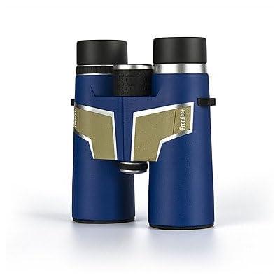 WYFC 8x42 mm Jumelles BAK4 Télescope / Portable / Antibuée / Coffret de Transport / Prisme en toit / Grand angle 107M/1000M 42Mise au