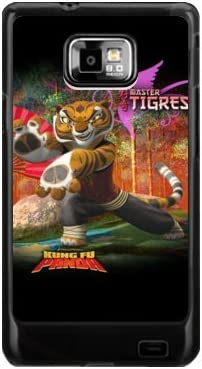 Amazon.com: Kung Fu Panda Samsung Galaxy S2 I9100 Case Hard ...