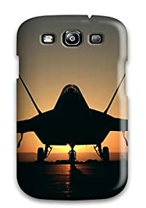Flexible Tpu Back Case Cover For Galaxy S3 - Aviation Army
