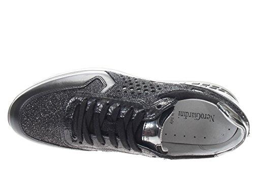 100 Giardini Sneaker A719470d Nero Donna 0gFxn1Yp
