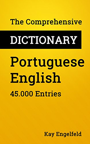 Free eBook online The Comprehensive Dictionary Portuguese ...
