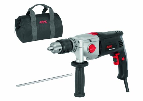 Skil Masters Schlagbohrmaschine 6495 MA (1.100W, 57 Nm, 2 Gang, 4m Kabel, +Tasche)