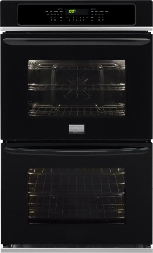 Frigidaire FGET3065PBGallery Black Electric Double