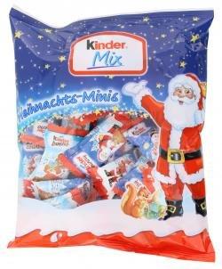 Ferrero - Kinder Mix Weihnachts-Minis - 156g
