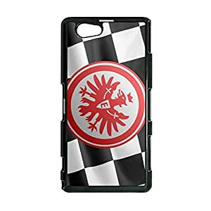 Eintracht Frankfurt Football AG Top Selling Cover Case Sony Xperia Z1 Compact Football Team Logo