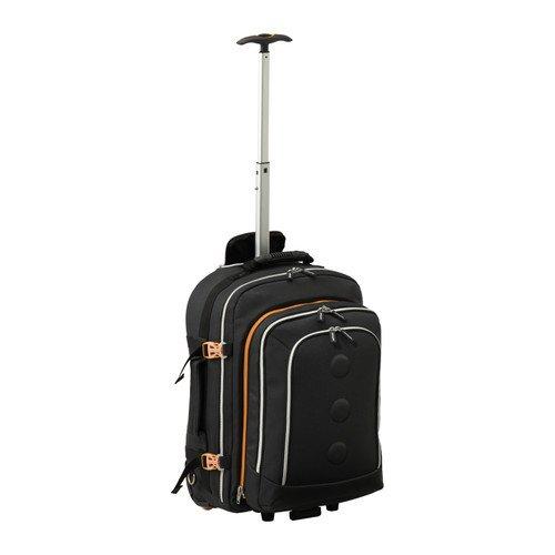 Ikea Backpack on wheels, dark gray 1226.112014.2218 by IKEA