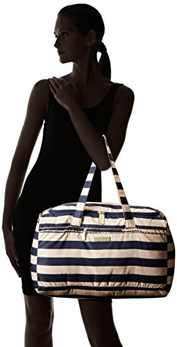 Ju-Ju-Be Nautical Legacy Collection Super Star Duffel Bag The First Mate