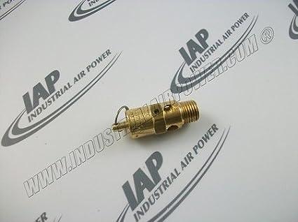 72062185 Ingersoll Rand Intercooler Safety Valve Replacement