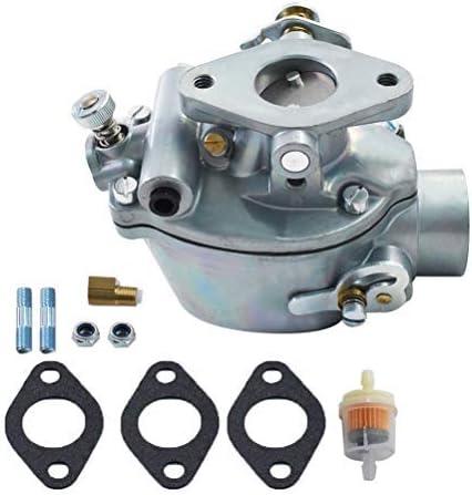 Carburetor Carb Fits for IH-Farmall Tractor A AV B BN C Super A Super C Replace for 352376R92 Carb
