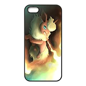 Pokemon iPhone 5 5s Cell Phone Case Black xlb-132082