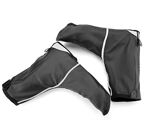 Covers Shoe Overshoes Neoprene Waterproof Bicycle Shoes Booties Silver Bike West Biking Bike Cycling Cover 65qadwd
