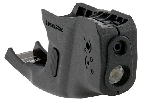 LaserMax CenterFire Laser/Light Combo w/GripSense Technology For S&W Shield .45 cal by L&M