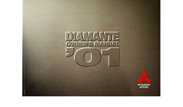 2001 mitsubishi diamante owners manual mr531415 australia mssp021c04 rh amazon com 2011 Mitsubishi Diamante 2000 Mitsubishi Diamante