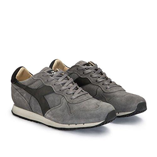 cb1a97d5586b2 Diadora Heritage TRIDENT S SWGRAY Sneaker Trident Grigio 46 Man