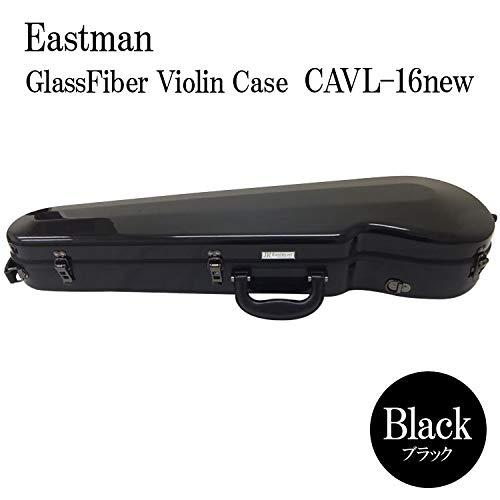 EASTMAN バイオリンハードケース 4/4 スタンダード ブラック イーストマン   B07H6D6RFN