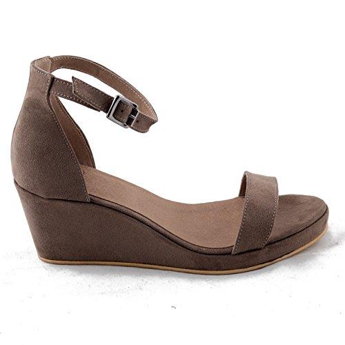 NAE Linda Brown - chaussures vegan. LIVRASION GRATUITE