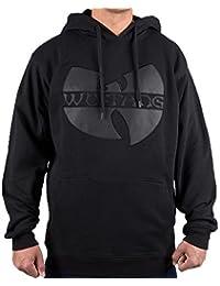 Wu-Wear Wu-Tang Clan Wu Tang App Black Hoody Hoodie Sweater Mens