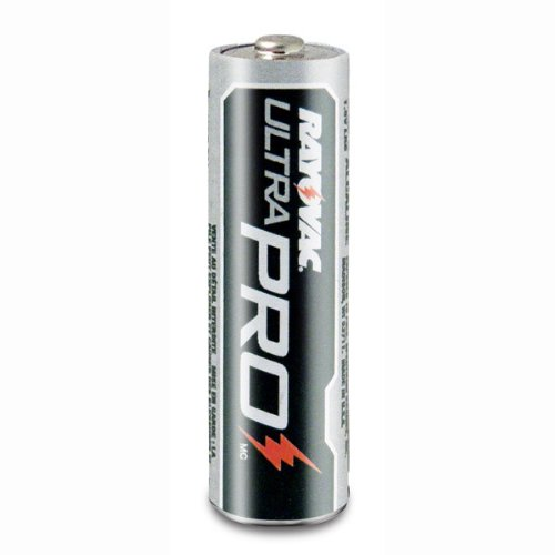 Bottom Vac Ray (RAY-O-VAC ALAA24F Ultra Pro Alkaline Batteries, AA, 24/Pack)