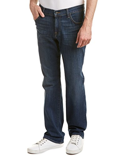 7 For All Mankind Mens Austyn Relaxed Straight Leg Jean Central Coast 34