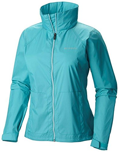 Columbia Women's Switchback Ii Jacket Outerwear, -miami, XL (Best Day Ever Miami)