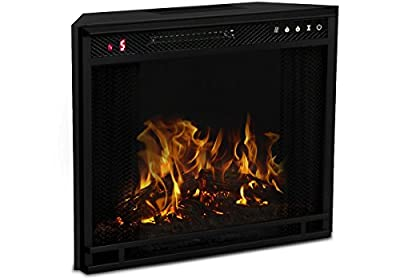 "Edgeline 28"" LED Fireplace Firebox Insert"