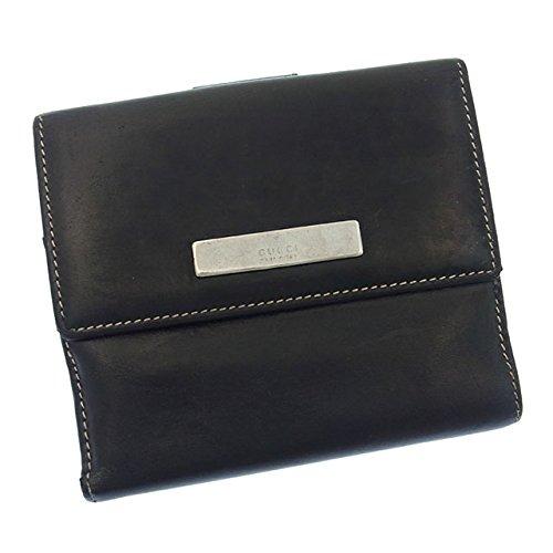 グッチ GGレザー ピッグスキン 三つ折財布 2151