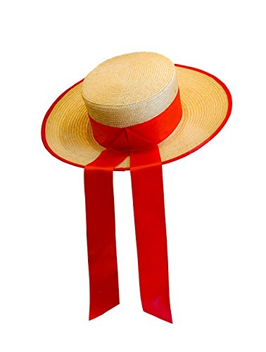 Home Comforts Laminated Poster Hat Straw Hat Venice Gondolier Headwear Isolated Poster Print 24 x 36 -