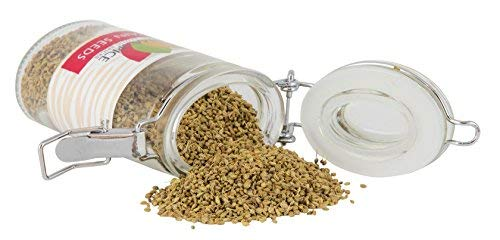 Ajwain Seeds : Whole Indian Spice Kosher (2oz.) by Burma Spice (Image #1)