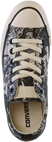 Converse All Star Print Mujer Zapatillas Gris