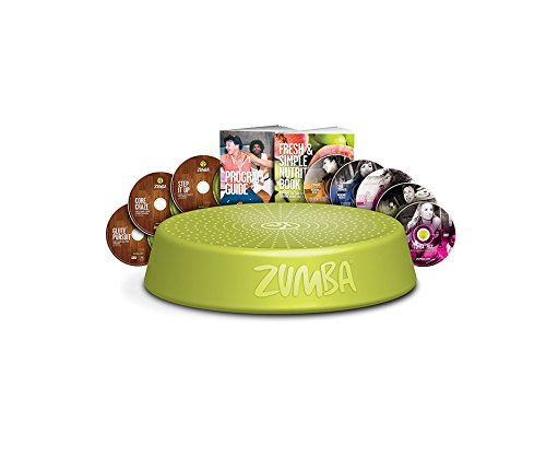 Zumba Fitness Incredible Results Deluxe DVD System (Cd Zumba)