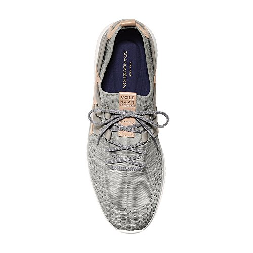 Cole Haan Mens Grandmotion Vävda Sneaker Med Stitchlite Skuggpimpsten Stickad