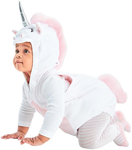 On Sale  sc 1 st  Funtober & Carteru0027s Baby Girl Little Unicorn Halloween Costume - Funtober