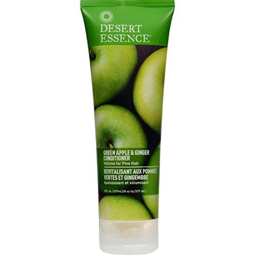 - Desert Essence Thickening Conditioner Green Apple and Ginger - 8 fl oz