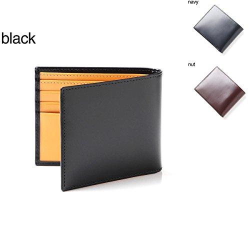 (エッティンガー)ETTINGER2つ折り財布BRIDLEBLACK/NAVY/NUT[並行輸入品]