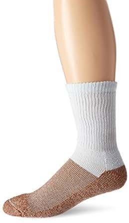 Copper Sole Premium Crew Sock