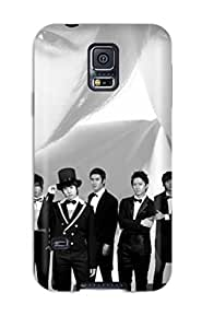 New Arrival Cover Case With Nice Design For Galaxy S5- Beautiful Super Junior by icecream design