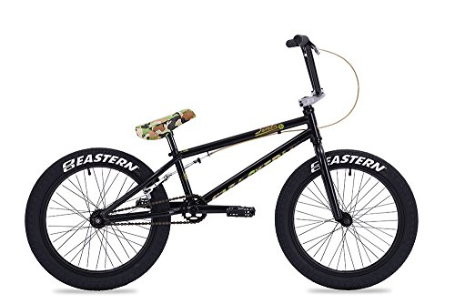 Eastern Bikes BMX Bike – Javelin Black & Camo, 20″ Review