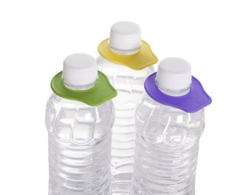 Better Houseware 5-Piece Bottle I.D. Drink Tags