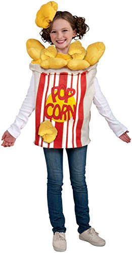 Forum Novelties Kid Kernel Child Popcorn Costume (Funny Kids Halloween Costumes)