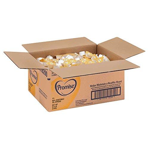 Promise Margarine, 5 Gram - 600 per case. -