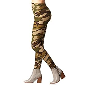 Conceited Premium Ultra Soft High Waisted Leggings For Women Regular And Plus Size Many Colors And Prints
