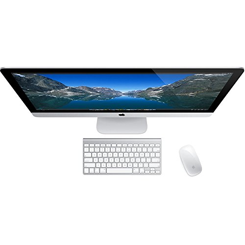 Apple iMac ME088LL/A 27 Desktop + 1 Year Extended Warranty (Certified Refurbished) by Apple (Image #2)