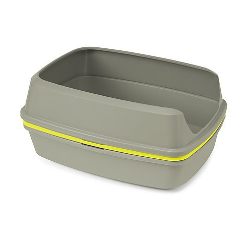Moderna AA70 No Scoop Needed Open Litter Boxes by Moderna Products